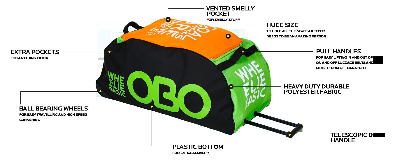 Wheelie Basic Bag