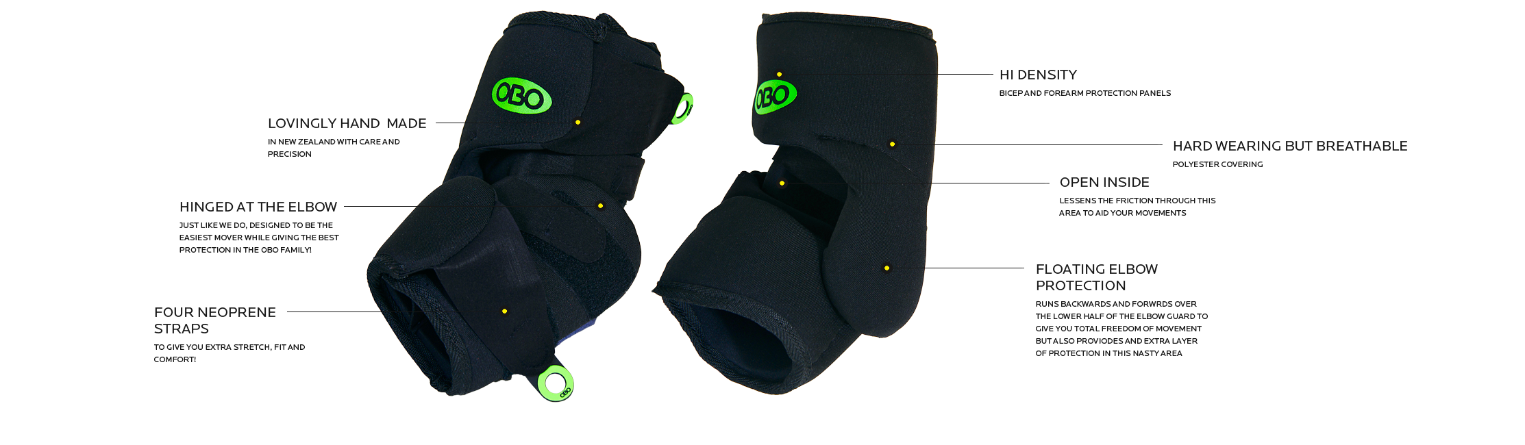 Elbow Guard Lite